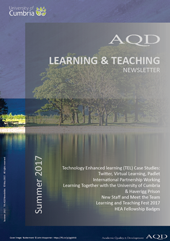 AQD Newsletter Spring 2017-Cover Web