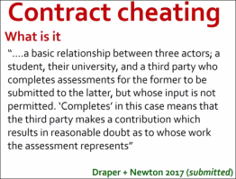 contractCheatingDefinition